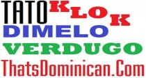 Dominican slang and lingo Dictionary